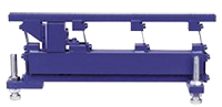 Feeders and Processing Point Linking Solution - Linear Power Tracks